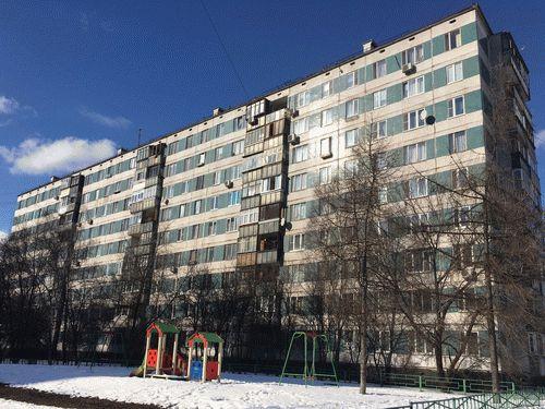 Квартира на продажу по адресу Россия, Московская область, Москва, Софьи Ковалевской, 2к5